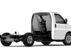 The Savana 3500 cutaway offers an upfit-ready van for vocational