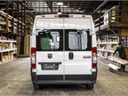 The step-in height for the Ram ProMaster is 21 inches.