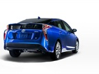 The 2016 Prius will have a new rear double wishbone suspension that