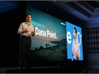Andres Irlando, CEO of Verizon Telematics, gave an overview of the