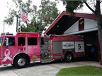 The Orlando Fire Department transformed two vehicles — a fire