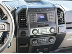 The truck includes Ford SYNC.