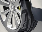 Michelin tires offer a special tread design.