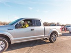 Fleet managers get behind the wheel of the 2015 F-150.