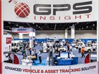 GPS Insight s GFX booth touts the company s vehicle and asset tracking