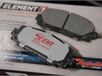 Brake Pads Inc. offers the Raybestos Element3 brake pads with EHT