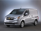 General Motor's small van offering for 2018 is the City Express