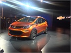 2017 Chevrolet Bolt EV compact car