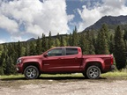 The 2015 Colorado marks Chevrolet's reentry to the mid-size pickup market.