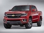 The Colorado will be offered in WT, LT, and Z71 trim levels.