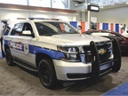 The 2016 Chevrolet Tahoe PPV is available in two-wheel and four-wheel