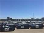 The CHP fleet consists of 4,533 vehicles, including 2,501 black and