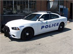 City of Cincinnati Dodge Charger used for the City s pilot police