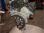 An optional engine available on the Ram 1500 is a 5.7L Hemi V8 with