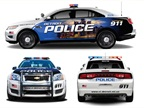 Corporatons donated 100 new patrol cars to the Detroit PD, including