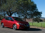 A couple features coming to this year s Leaf is one-pedal driving and