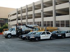Beverly Hills Fleet Services, under the Public Works & Transportation Department, maintains 360 City units.