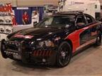 Wheelen motorsports demo vehicle.