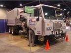Scorpion solid waste truck (side loader)