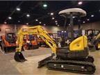 New Holland E27B compact excavator