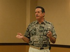 John Clements, deputy director of the fleet services division at the
