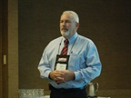 John Hunt, fleet manager for the City of Portland, Ore., talked about