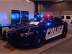 Upfitted 2013 Ford Police Interceptor