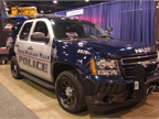 2012 Tahoe with complete emergency equipment buildout by Professional