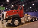 Caterpillar CT660 vocational truck