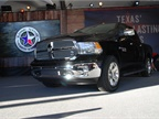 At its press briefing Ram unveiled its Ram 1500 Lonestar Edition,