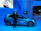 Jonathan Browning, President and CEO, Volkswagen Group of America,