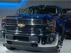 The Chevrolet Heavy-Duty is part of the automaker s three truck
