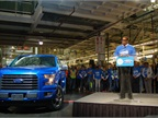 James Settles Jr., UAW vice president, called the Rouge plant  The