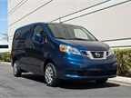 The NV200 is a more agile version of Nissan's full-size NV.