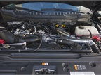 The 6.7L V-8 diesel makes 440 horsepower and 925 lb.-ft. of torque.