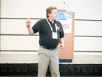 John Webster from Salt Lake County, Utah, leads a session about parts