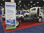 IMPCO had vehicles with its conversion systems at GFX.