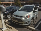 A state employee uses the state s EV charging infrastructure to fuel