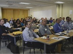 The Orange County Sanitation District hosted a packed MEMA meeting on