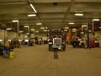 EDITOR:The Lakewood fleet facility has 10 bays where seven technicians
