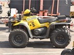 Both utility and municipal fleets utilize ATVs.