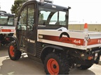 This multi-purpose utility vehicle is used by the Parks Department. In