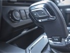 Drivers can manually shift among the 10 gears.