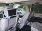 The Customer Preferred package includes a rear seat entertainment
