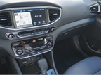 A 7-inch color touchscreen show navigation, audio, and other
