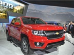 Chevrolet reentered the mid-size pickup truck market with its all-new