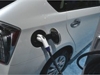 The Toyota Prius hybrid uses a Level 2 charger.