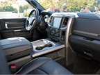 The premium interior includes an Alpine headunit, leather surfaces,