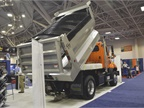 Highway Equipment Company s XT3 multi-purpose dump body can be used to