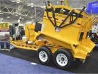 The 8000TEDD asphalt hot box replaimer from KM International allows